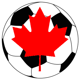 Soccer on Canadian TV Logo